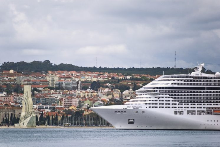MSC Preziosa Lissabon
