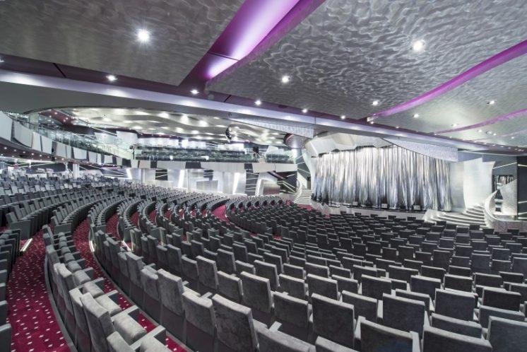 MSC Preziosa Theater