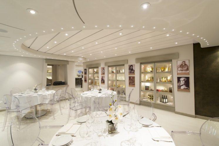 MSC Preziosa Restaurant