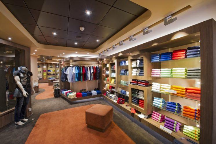 MSC Preziosa Shop