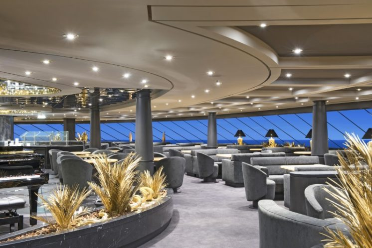 MSC Preziosa Lounge