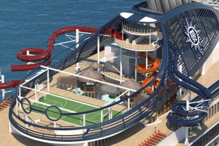 MSC Seaside Aquapark