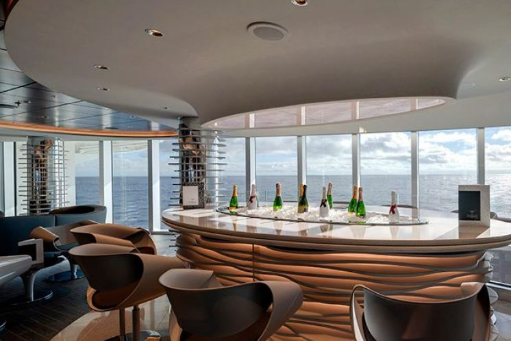 MSC Seaview Bar