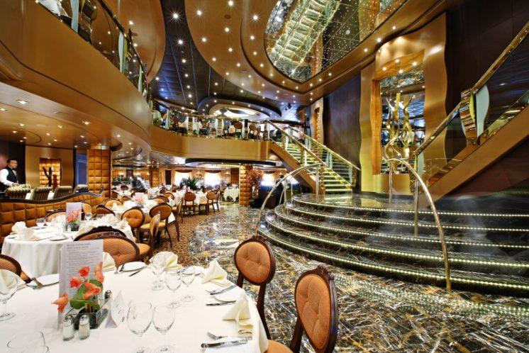 MSC Splendida La Reggia Restaurant