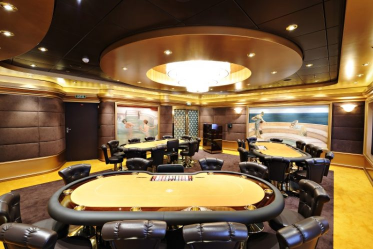 MSC Splendida Poker
