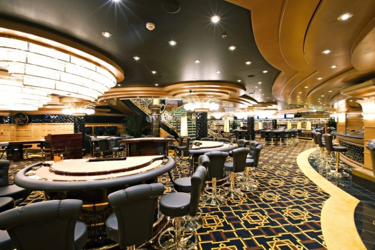 MSC Splendida Casino