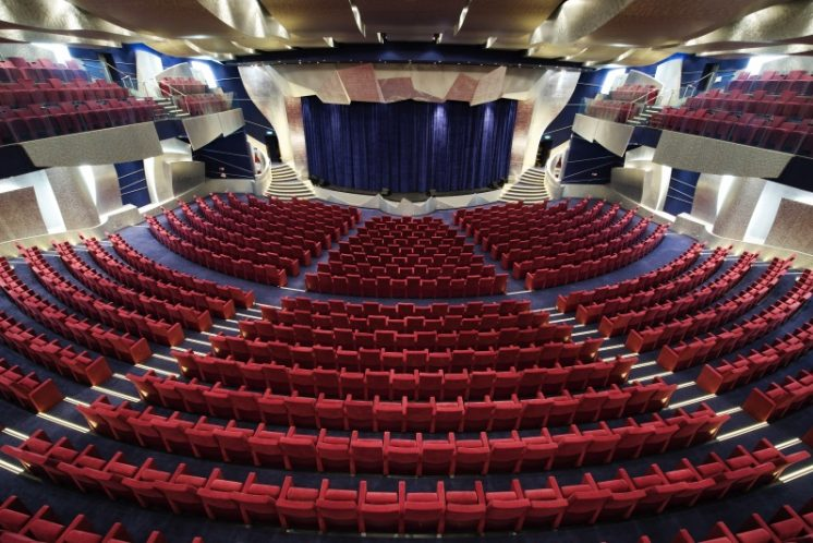 MSC Splendida Theater