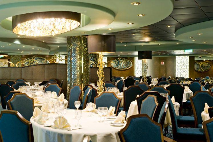 MSC Splendida Villa Verde Restaurant