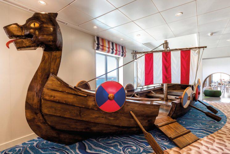 Neue Mein Schiff 1 Insel der Seeräuber - Kids-Club