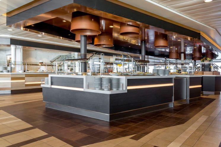 Neue Mein Schiff 1 Restaurant Anckelmannsplatz