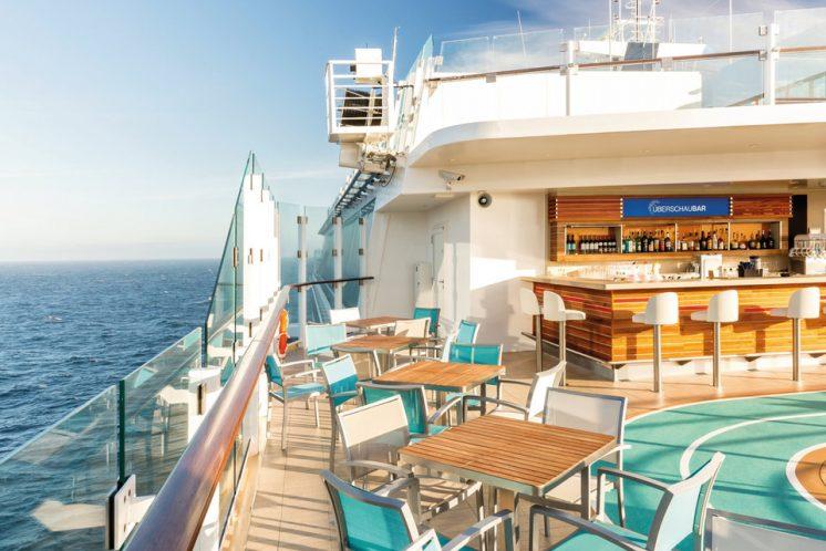 Neue Mein Schiff 1 Überschau Bar