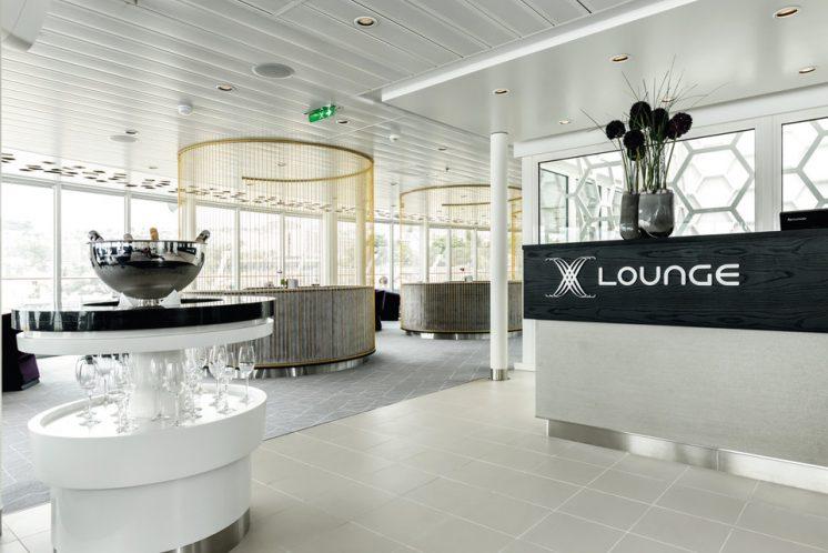 Neue Mein Schiff 1 X-Lounge