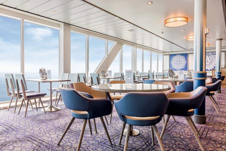 TUI Cruises Mein Schiff 2 Backstube