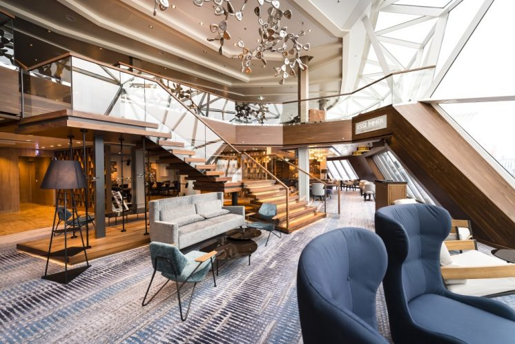 TUI Cruises Mein Schiff 2 Esszimmer