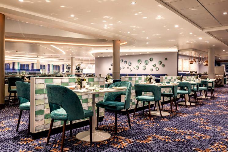 TUI Cruises Mein Schiff 2 Restaurant Atlantik
