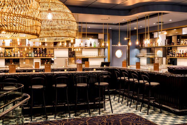 TUI Cruises Mein Schiff 2 Restaurant Schaubar