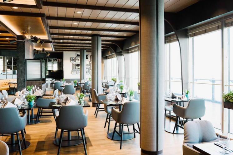 TUI Cruises Mein Schiff 4 Restaurant La Spezia