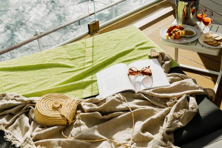 TUI Cruises Mein Schiff 4 Sonnendeck