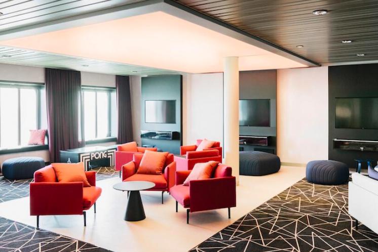 TUI Cruises Mein Schiff 4 Teens-Lounge