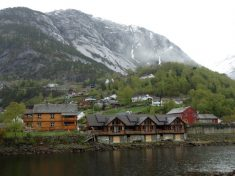 Norwegen Eidfjord